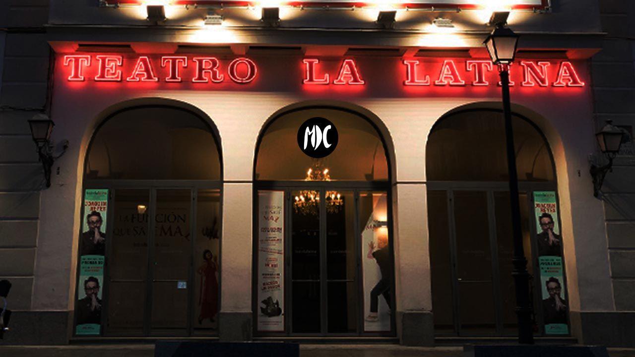 Teatro La latina Pentación