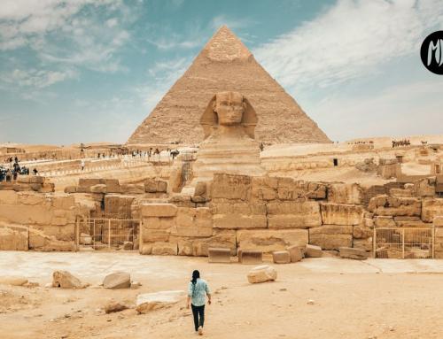 Un viaje virtual por las antigüedades de Egipto