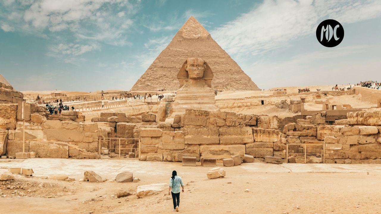 Egipto, Un viaje virtual por las antigüedades de Egipto