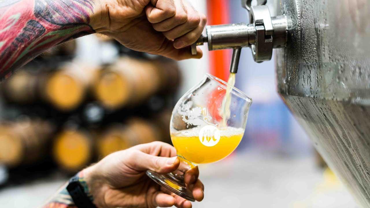 fabricar cerveza artesanal