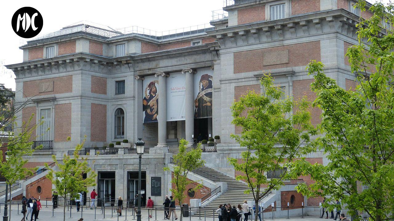 mitología, Píntame un mito: un recorrido por la mitología clásica de la mano del Museo del Prado