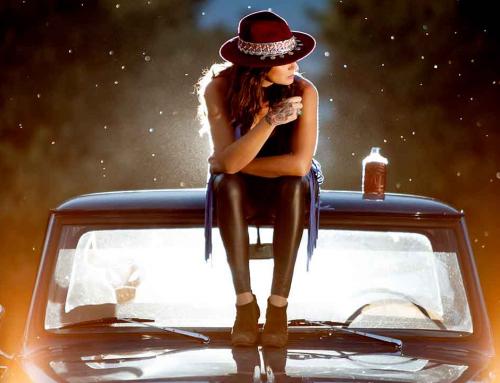 Rebeca Jiménez, rock ranchero para brindar por la vida
