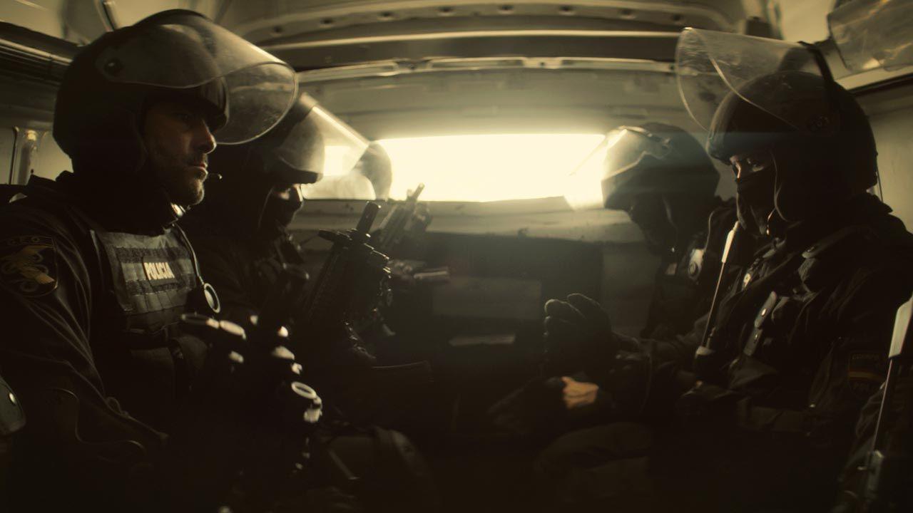 La unidad. Movistar.