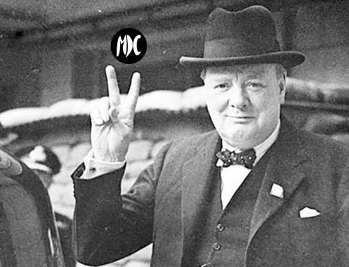La «V» de la victoria y otros gestos políticos que han pasado a la historia