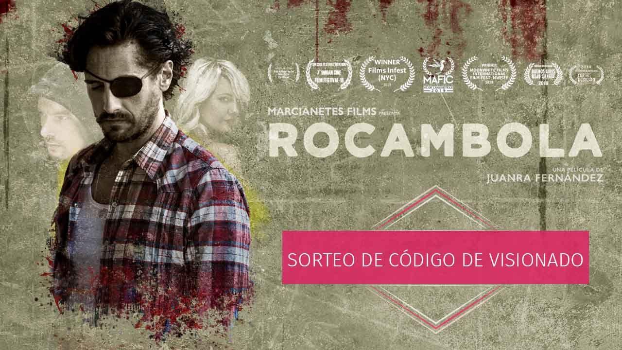 Rocambola, Sorteo especial de invitaciones para el estreno de «Rocambola», con Juan Diego Botto, en Filmin