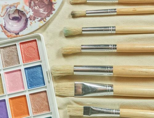 Educa tus habilidades artísticas gracias a la acuarela