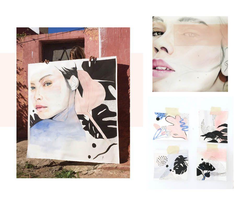 Laura Ray, Laura Ray: «creas tu estilo y tu identidad cuando trabajas una y otra vez»