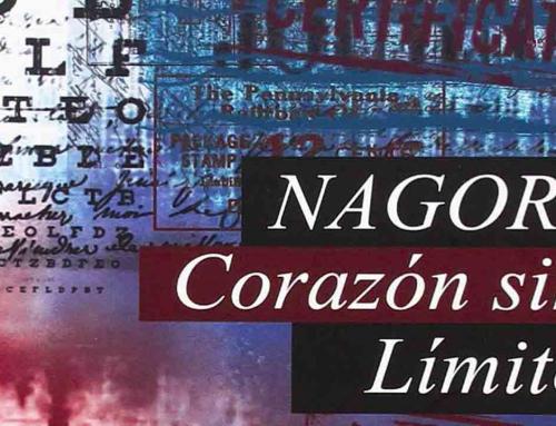 Nagore Gutiérrez y su libro «Nagore, corazón sin límites»