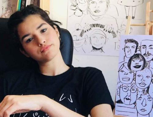 Daniella Martí: compartir mi trabajo en redes sociales me ha brindado muchas oportunidades