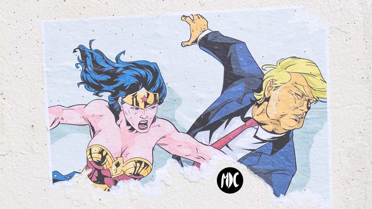 Empoderamiento Wonder Woman