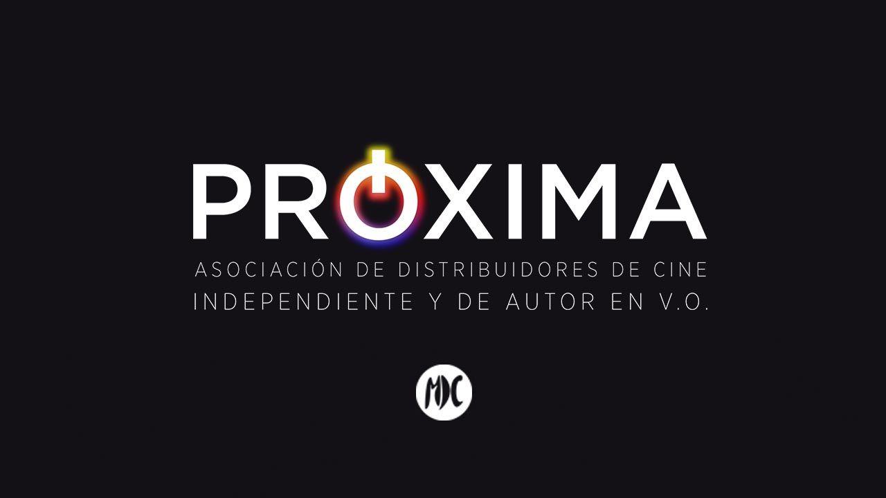 próxima, Nace Próxima, la asociación de distribuidores de cine independiente