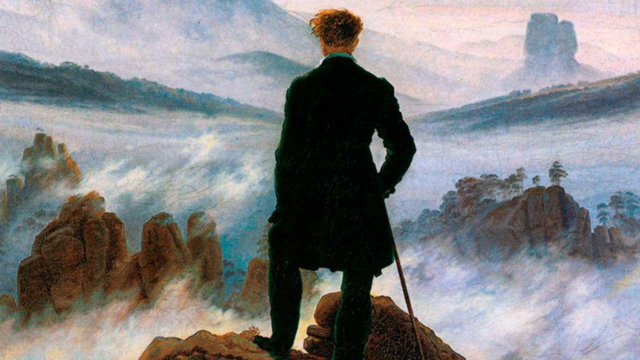 Cuadro Friedrich
