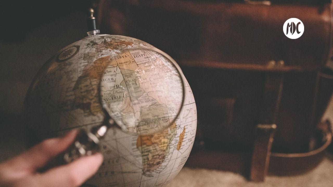 atlas, El atlas de los lugares soñados, un viaje a los rincones más mágicos del planeta