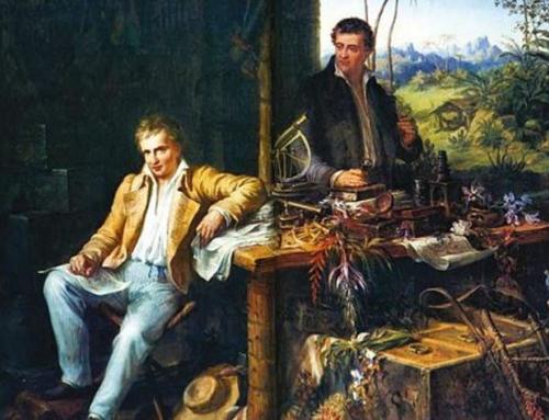 La invención de la naturaleza, la increíble vida del explorador Alexander von Humboldt