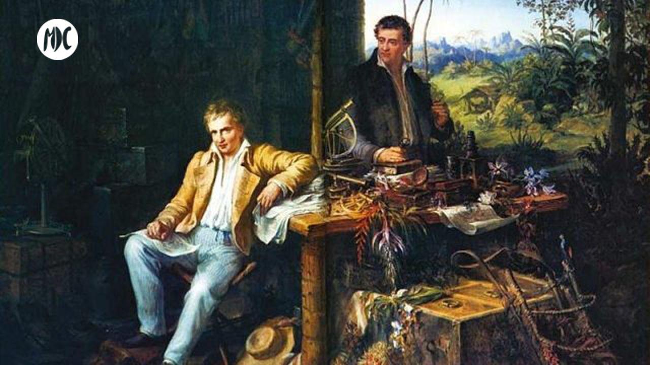 humboldt, La invención de la naturaleza, la increíble vida del explorador Alexander von Humboldt