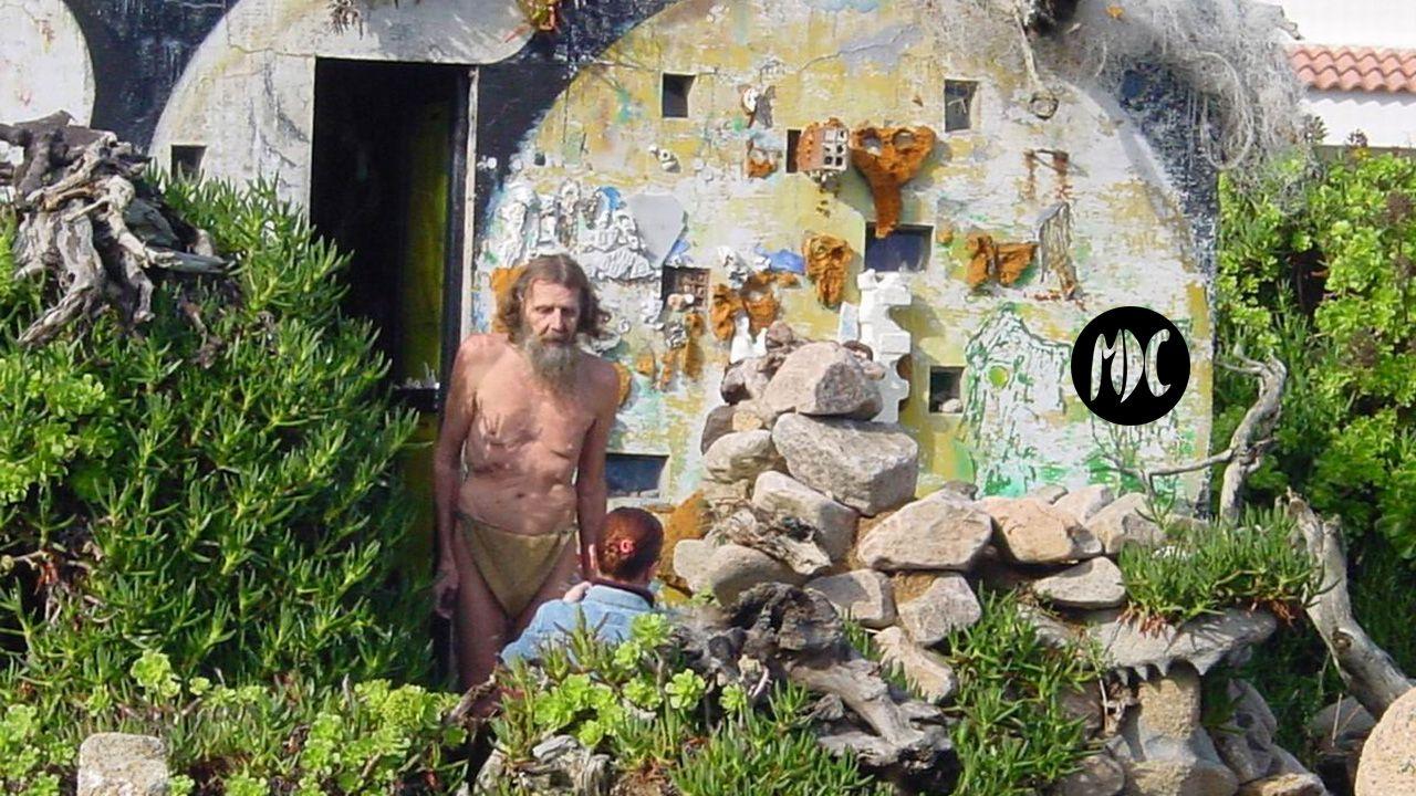 man, Man de Camelle, la desconocida historia del artista ermitaño