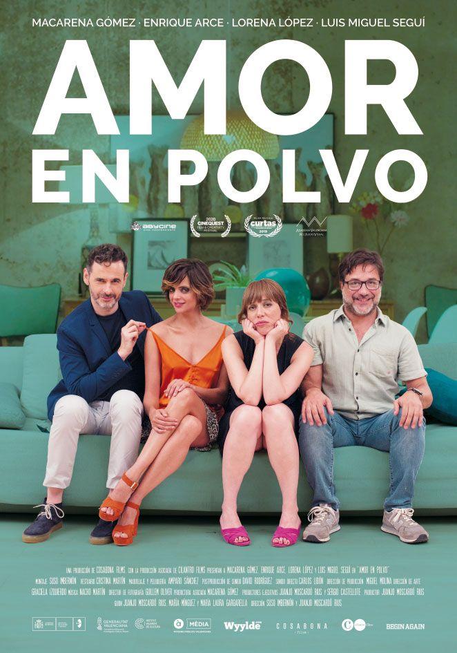 María Mínguez, María Mínguez, guionista: «Amor en polvo busca reflexionar sobre la pareja actual»