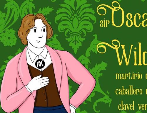 Nacho Esteban publica una biografía ilustrada sobre Oscar Wilde que va más allá del personaje
