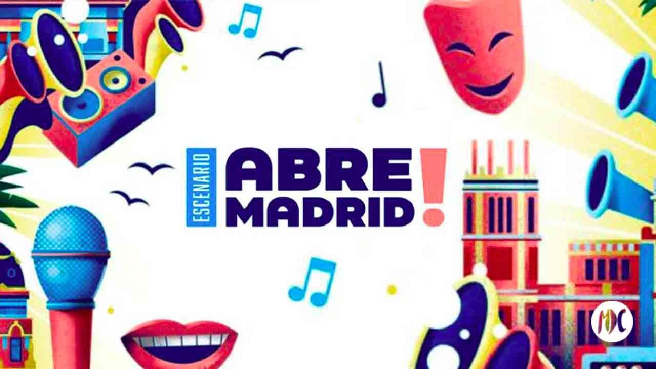 Abre Madrid, Abre Madrid: conciertos al aire libre