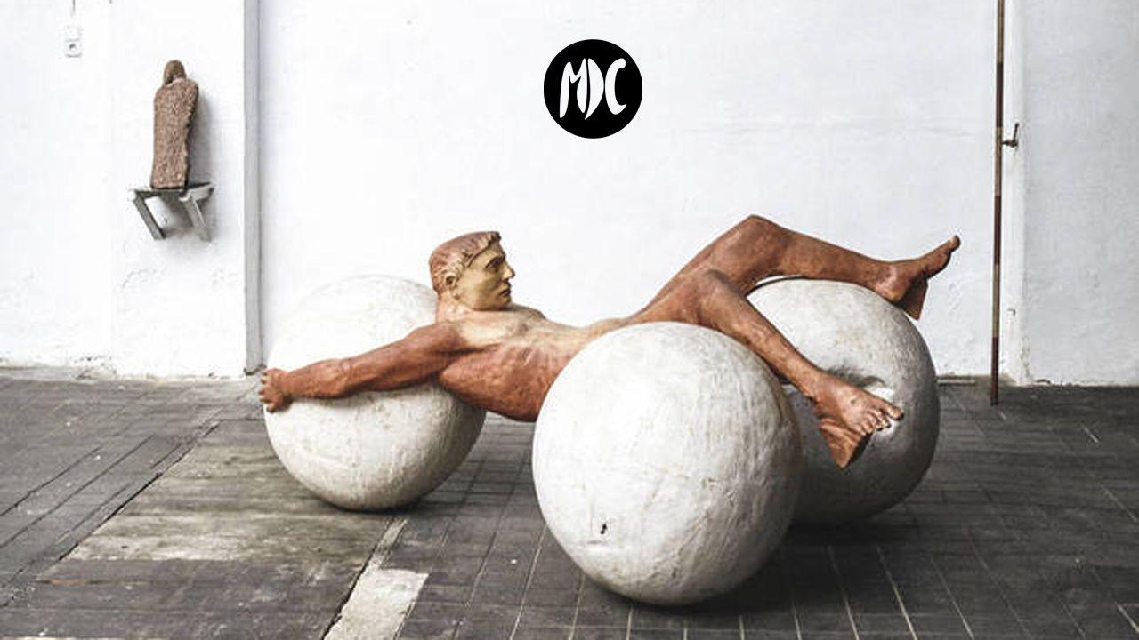 Leiro, Francisco Leiro, el maestro de las ánimas en madera y granito