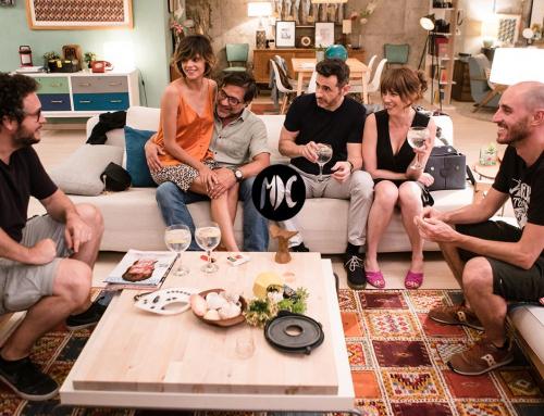 María Mínguez, guionista: «Amor en polvo busca reflexionar sobre la pareja actual»