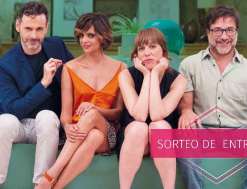 Sorteo especial de invitaciones para el estreno de «Amor en polvo»