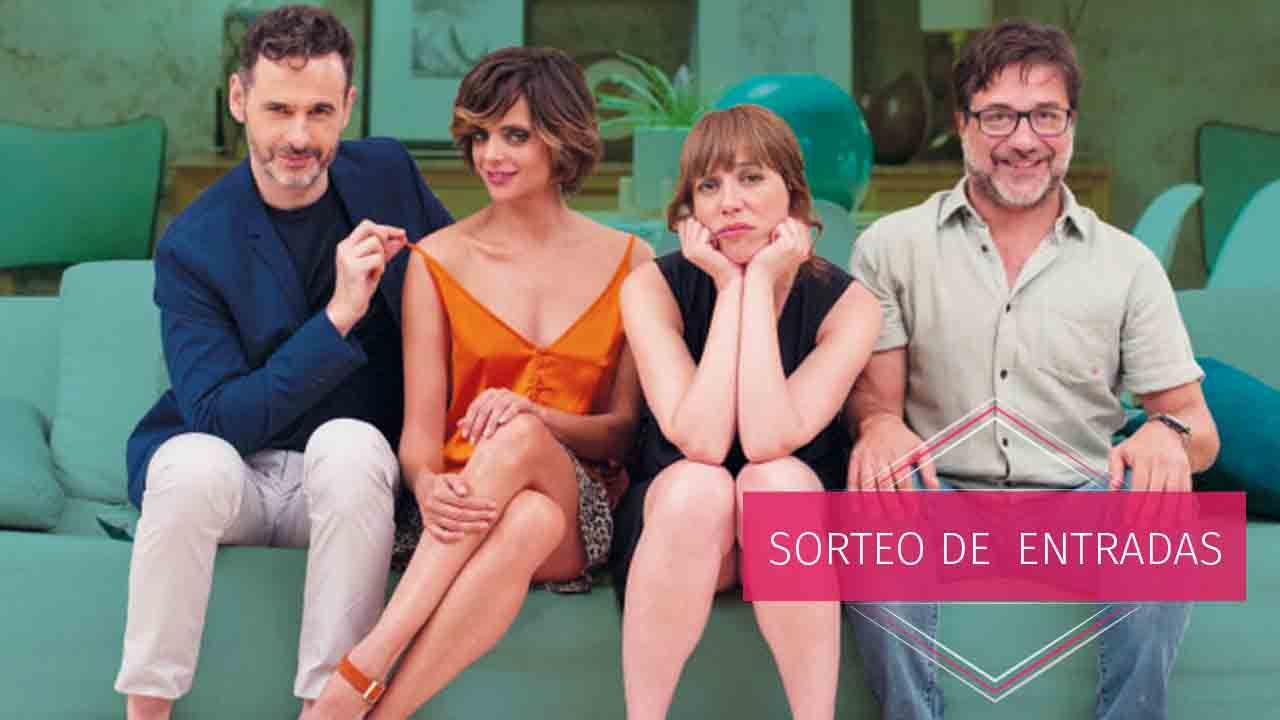 Amor en polvo, Sorteo especial de invitaciones para el estreno de «Amor en polvo»
