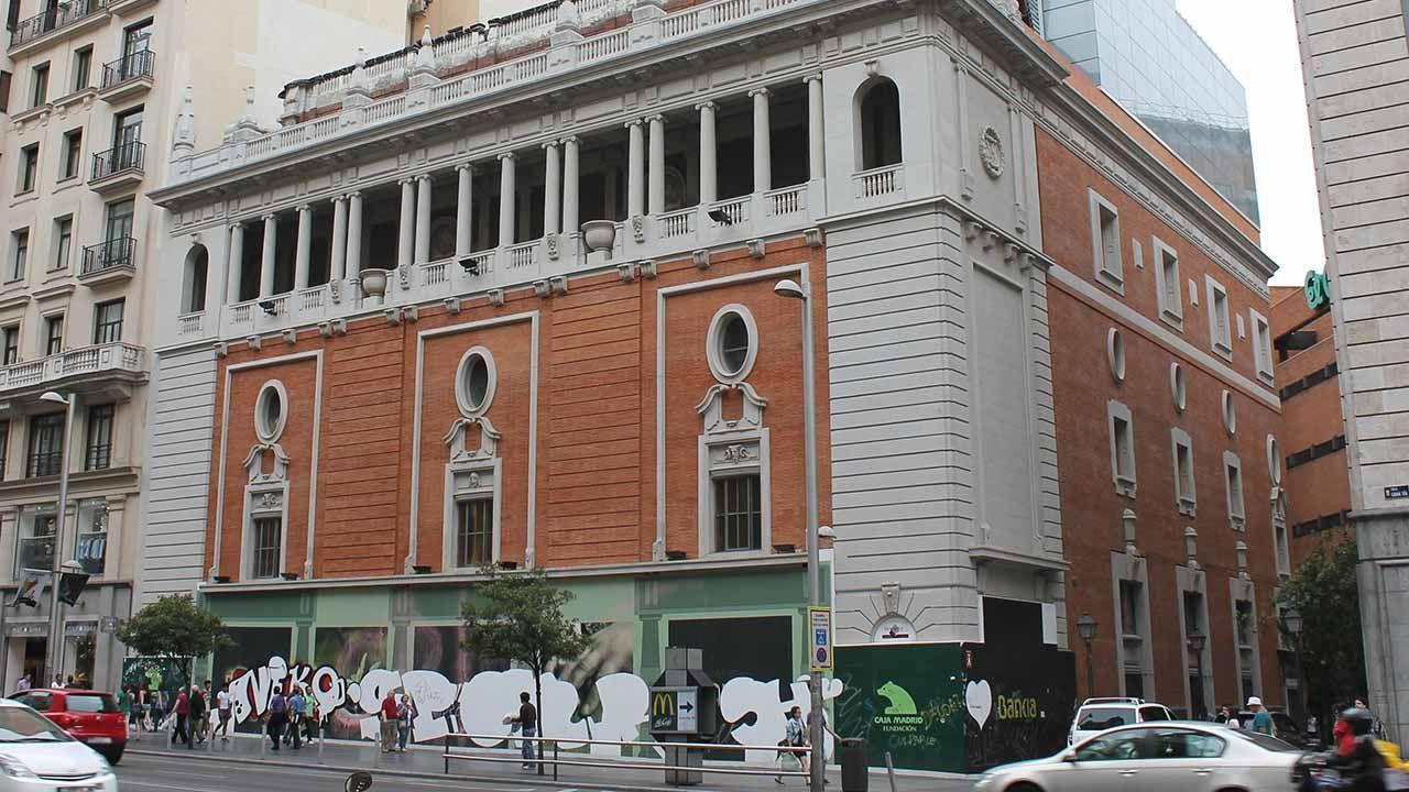 Palacio de la música Gran Vía