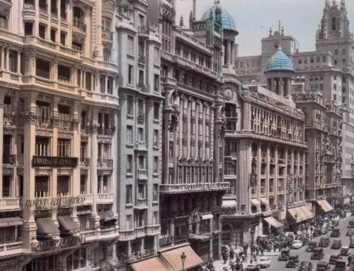 Un paseo por Gran Vía rememorando sus teatros históricos