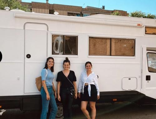 Nothing but road: el proyecto musical que viaja en autocaravana alrededor de España