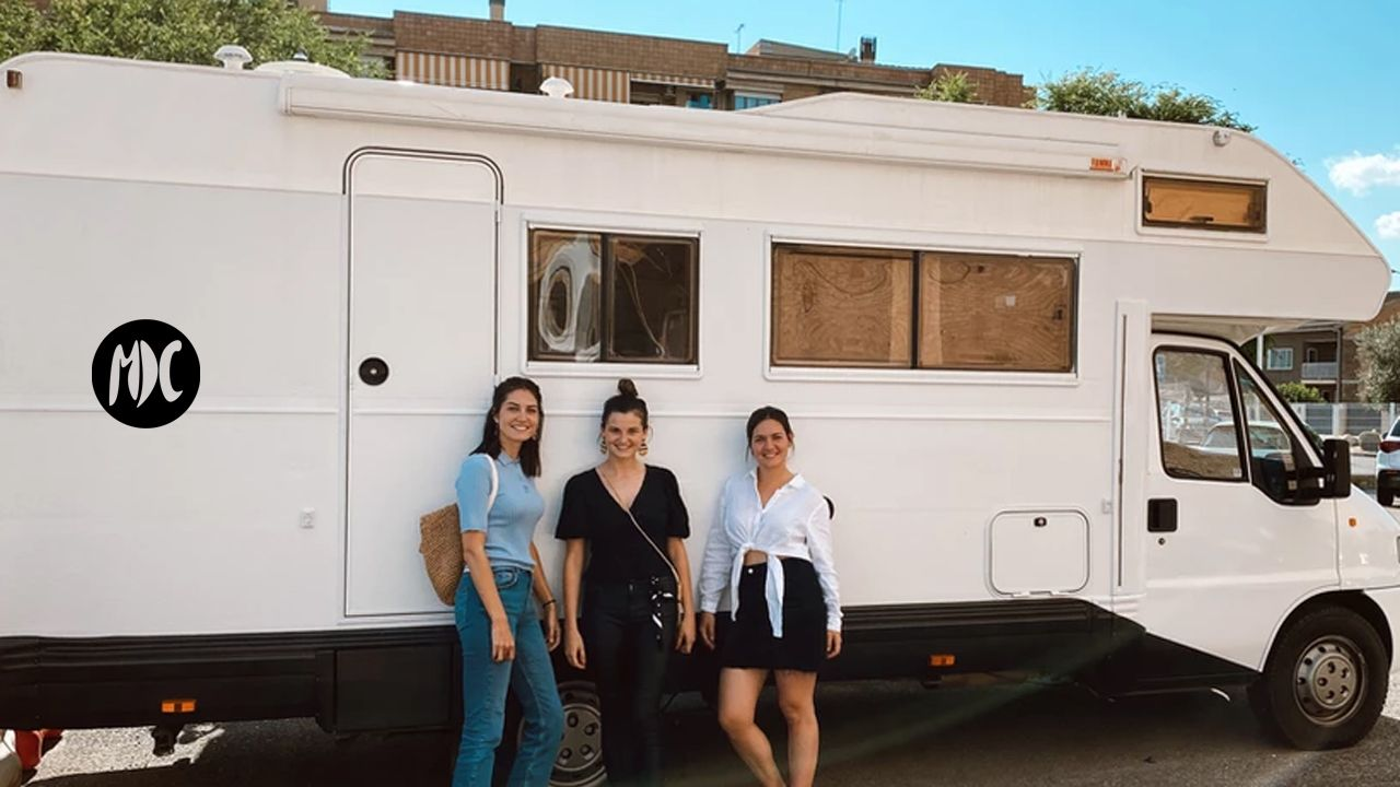 Nothing but road, Nothing but road: el proyecto musical que viaja en autocaravana alrededor de España