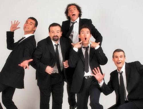 B vocal, humor a capella en Madrid