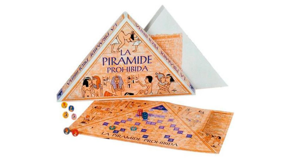 Juguetes sexuales pirámide