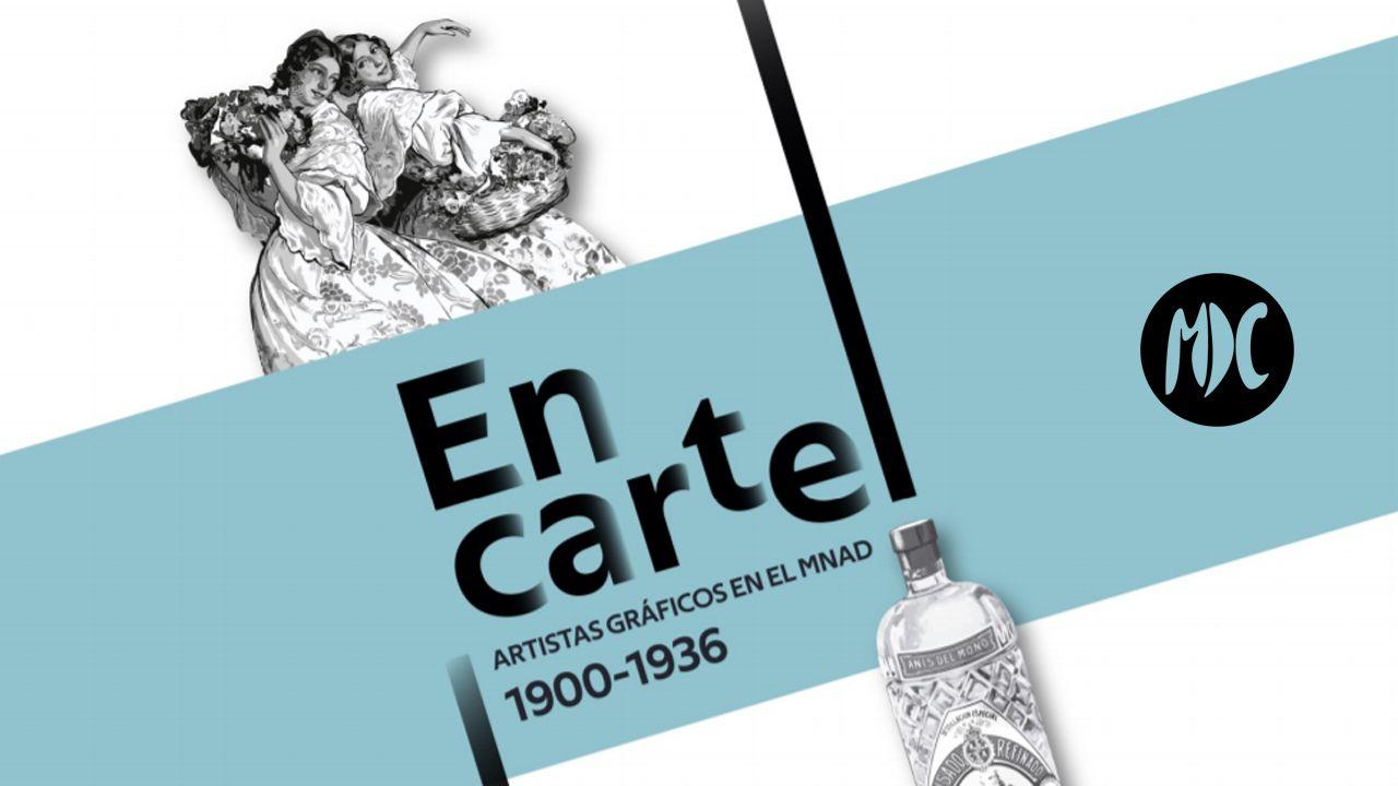 cartel, En Cartel: exposición de artistas gráficos en el Museo de Artes Decorativas