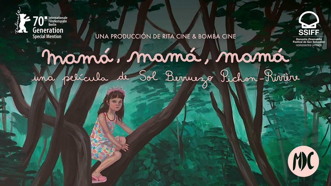 mamá, mamá, mamá imagen cartel