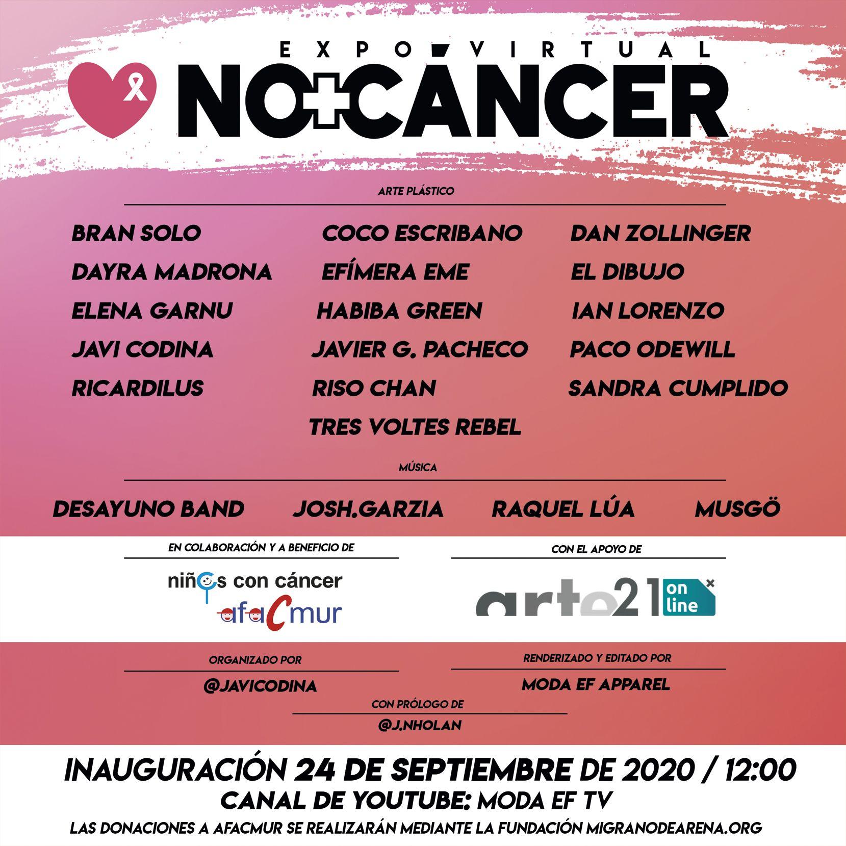 NO+CANCER