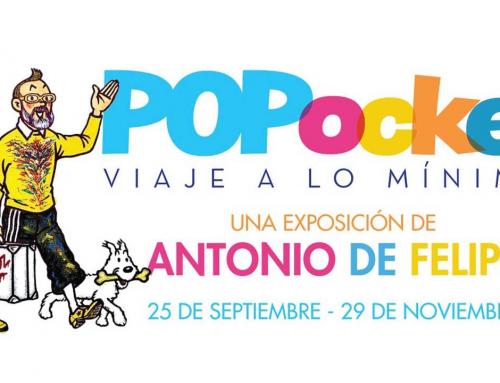 Antonio De Felipe expone Popocket: «Los artistas somos sismógrafos emocionales»