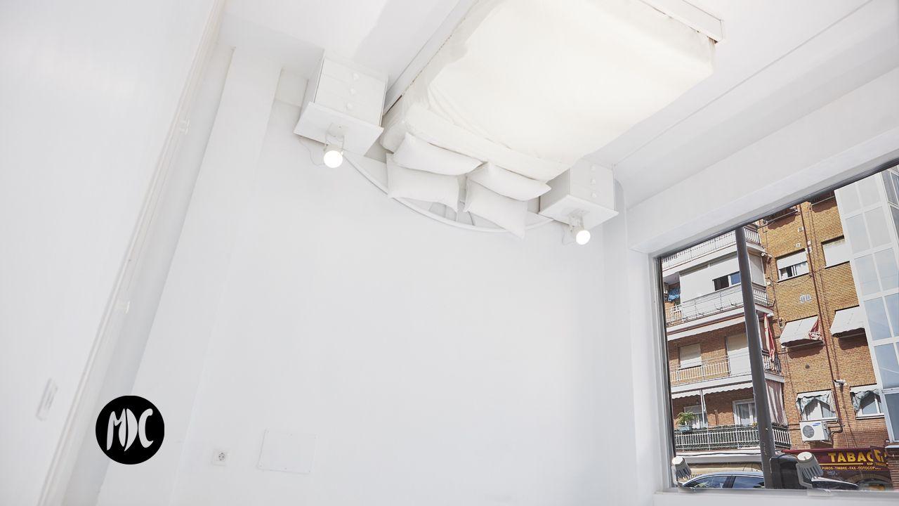 habitación, Habitación número 34: el espacio que hace accesible el arte a la calle