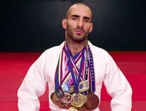Javi «Ichiban» Delgado, sueños e ilusiones en el Judo