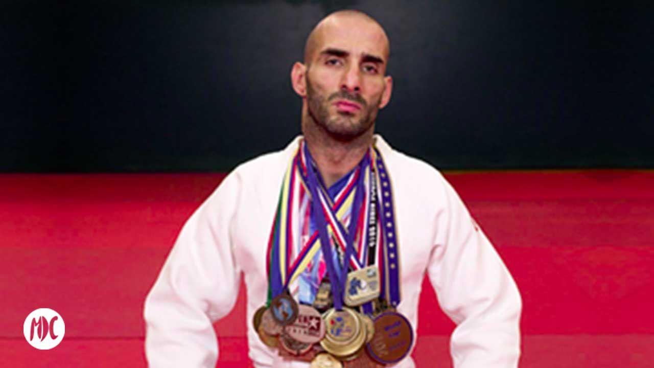 Javi Delgado, Javi «Ichiban» Delgado, sueños e ilusiones en el Judo