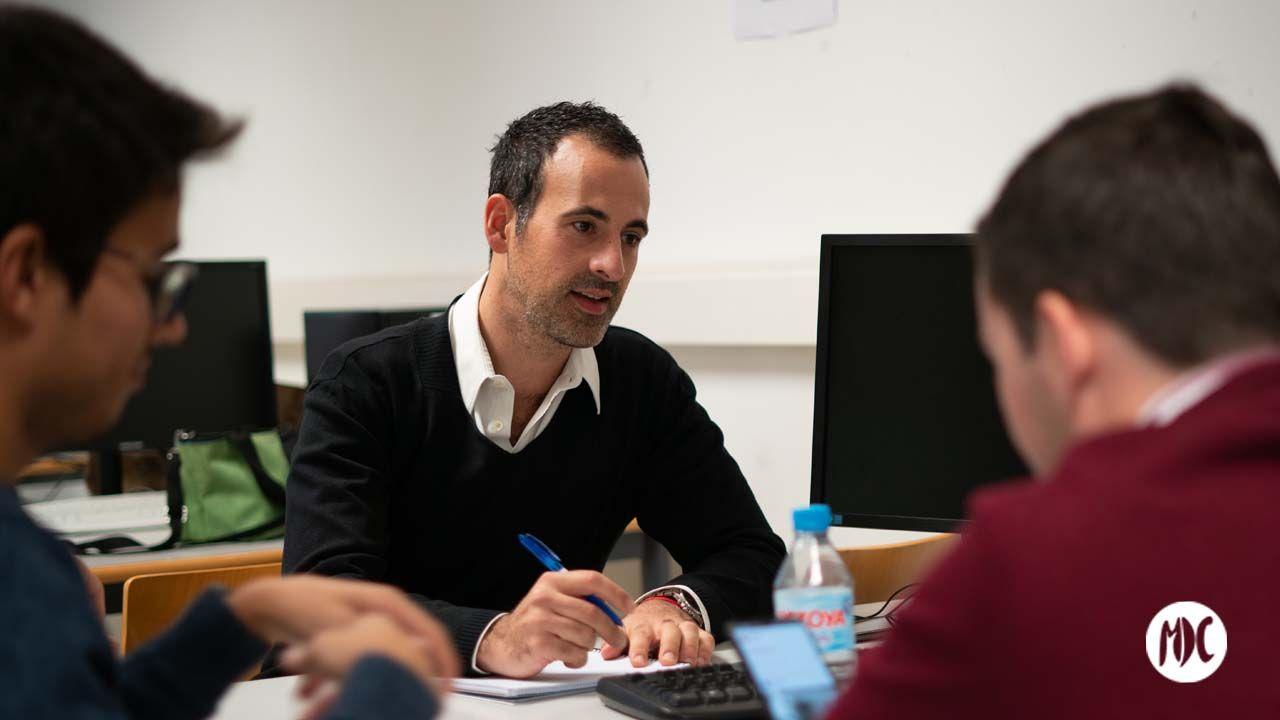 Launchyoo, Vicente Pechuan de Launchyoo, la red social donde lo más importante son las personas