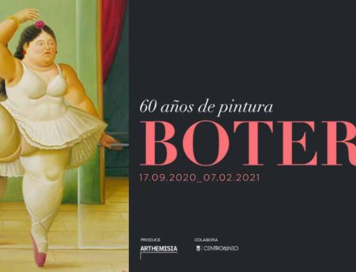 Botero. 60 años de pintura, una exposición retrospectiva en Madrid