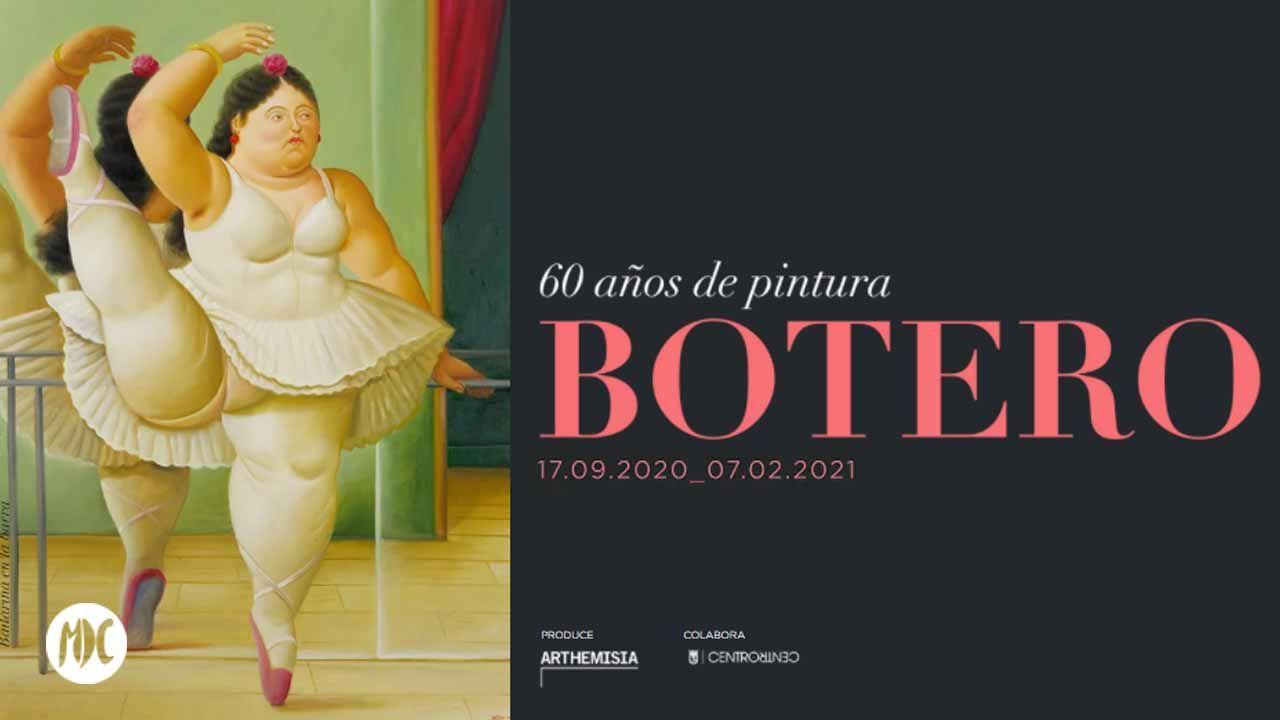 Botero, Botero. 60 años de pintura, una exposición retrospectiva en Madrid