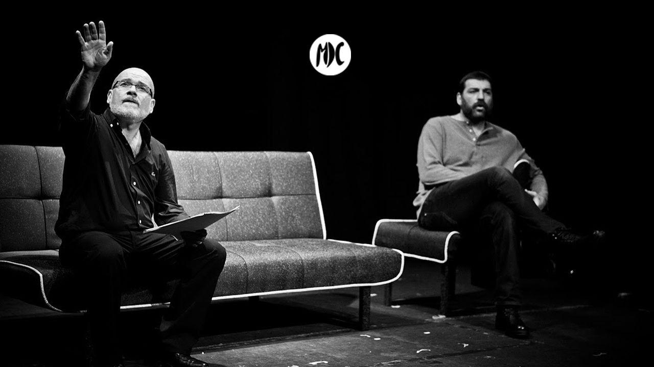 un obús en el corazón, Santiago Sánchez, director de Un Obús en el corazón: «Necesitamos situaciones catárticas porque estamos en shock»