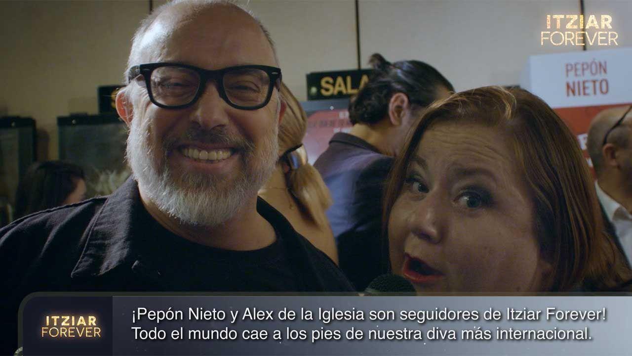 Itziar Castro, Itziar Castro: «Me haría ilusión protagonizar una comedia romántica»