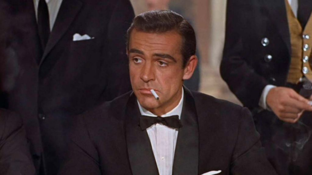 Sean Connery en James Bond