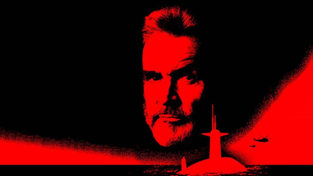 Sean Connery en La caza del Octubre Rojo