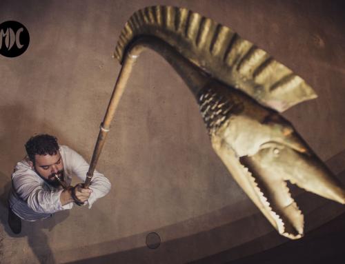 Entrevista a Abraham Cupeiro, un músico arqueólogo que recupera instrumentos perdidos