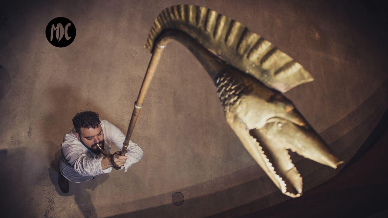 Abraham Cupeiro, Entrevista a Abraham Cupeiro, un músico arqueólogo que recupera instrumentos perdidos