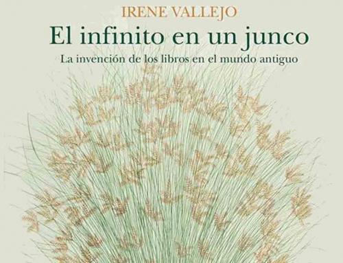Irene Vallejo, ganadora del Premio Nacional de Ensayo 2020